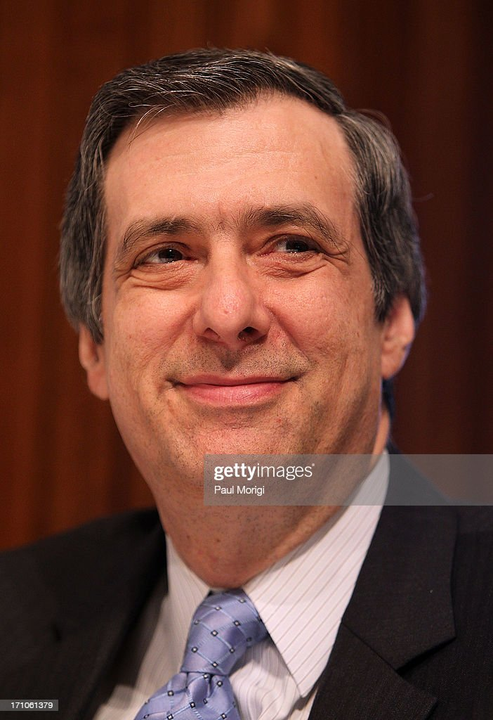 Howard Kurtz attends the American News Women's Club 2013 Gala Award luncheon at The National Press Club on June 21, 2013 in Washington, DC.