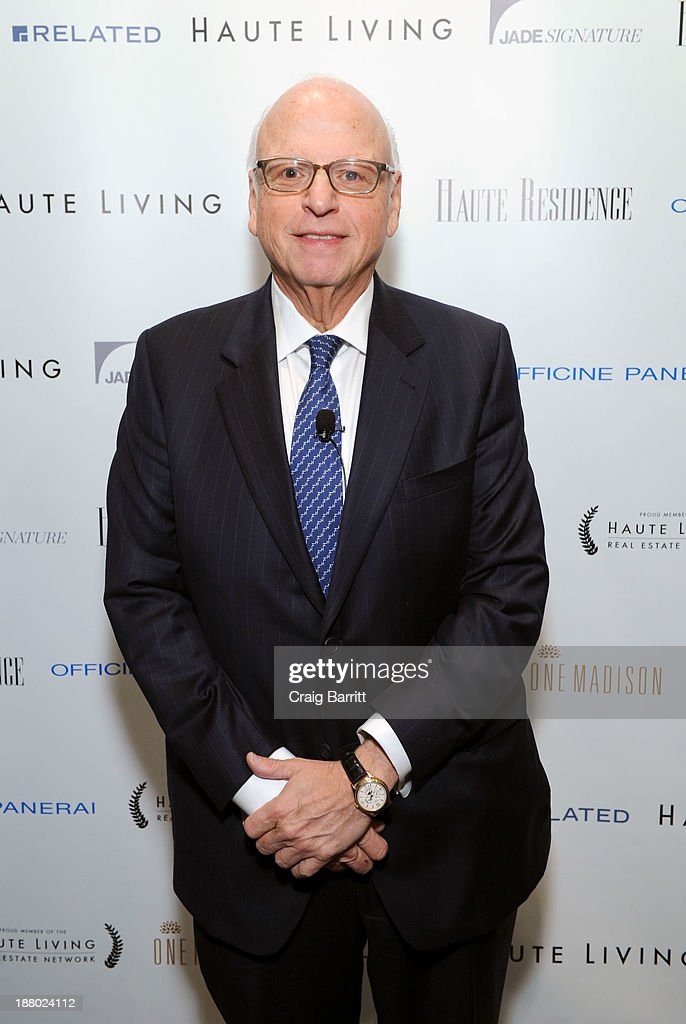 Howard Lorber attends the Haute Living New York City Real Estate Summit on November 14, 2013 in New York City.