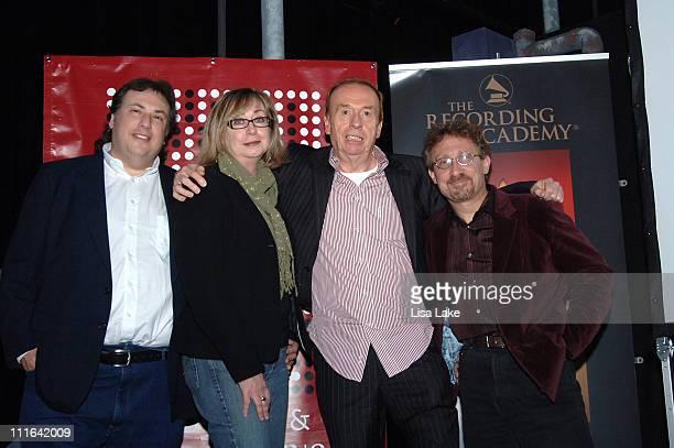 Howard Massey Maureen Droney Geoff Emerick and Phil Nicolo