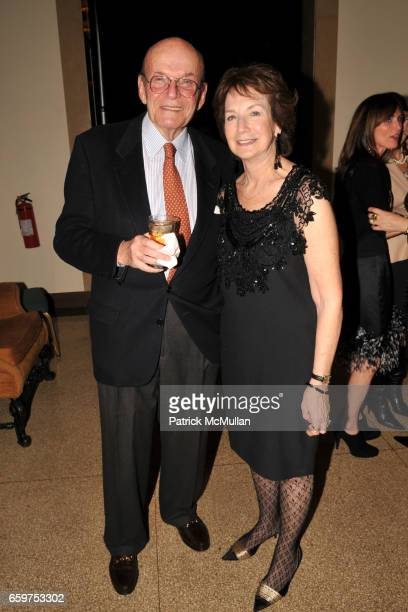 Howard Morris and Barbara Mass attend LITTLE BABY FACE FOUNDATION 7th Annual Fall Benefit BELIEVE IN MIRACLES VII Honoring Dr Deborah Pilla at New...