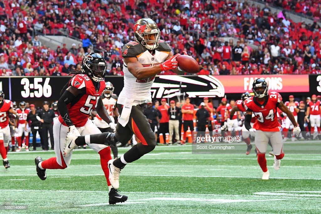 Tampa Bay Buccaneers v Atlanta Falcons : News Photo