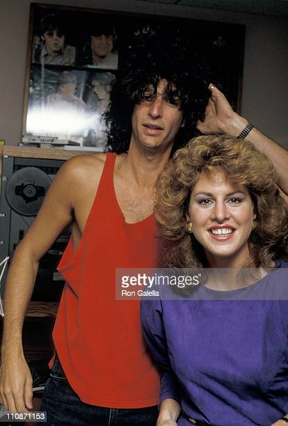 Howard Stern and Jessica Hahn
