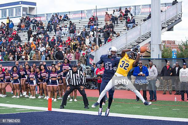 Howard University hosted their 93rd annual Homecoming game against North Carolina AampT on Saturday October 22 at Greene stadium on campus in...