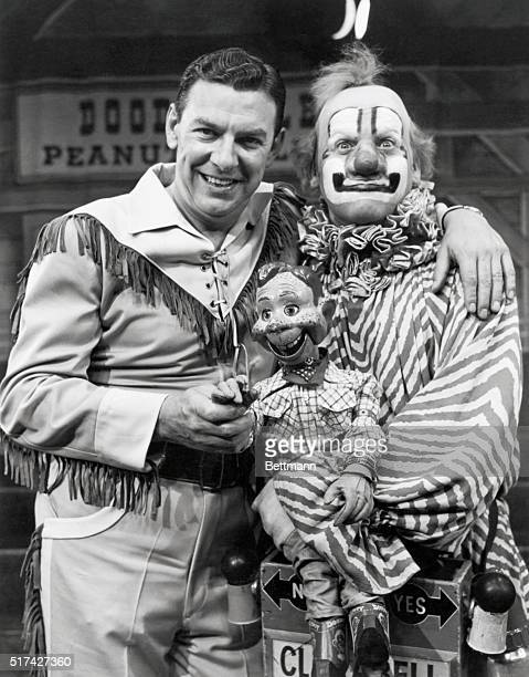 'Howdy Doody' Time Bob Smith and his pals Howdy Doody and the silent clown were the favorite entertainers of a generation of children via The Howdy...