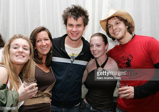 Howie Day and Gavin DeGraw with Fans **exclusive**