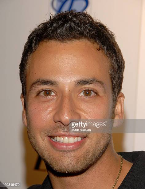 Howie Dorough during Howie Dorough's Birthday Party at LAX in Hollywood California United States