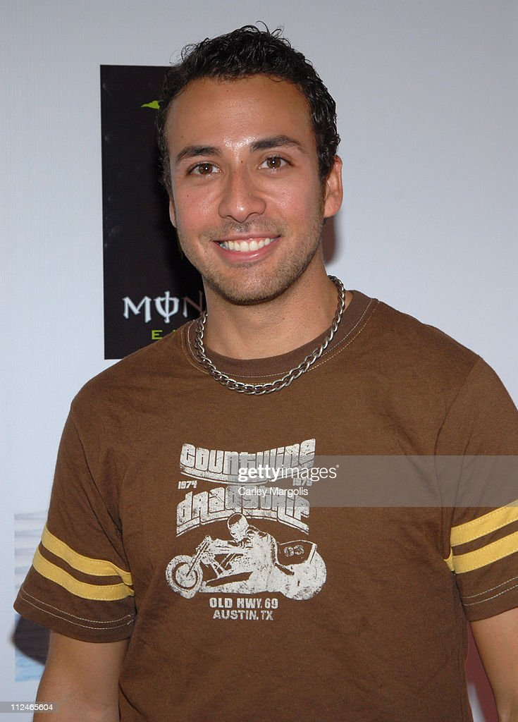 Howie Dorough during LIVEStyle Entertainment Presents Hollywood Life Lounge at Cabana Club at Cabana Club in Hollywood, California, United States.