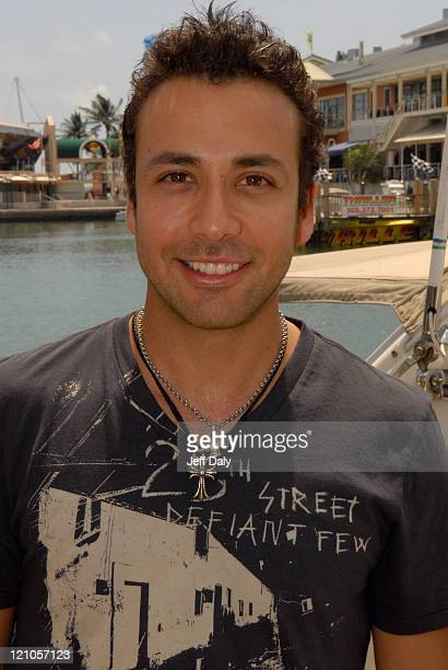 Howie Dorough during MTV 3 Open Casting for New Reality Series 'Menudo' in Miami Florida United States