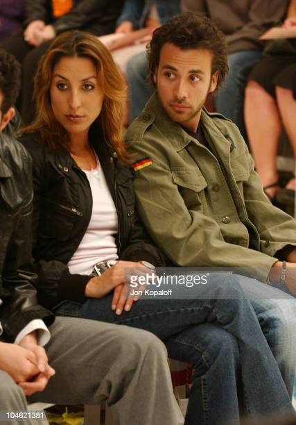 Howie Dorough during Playstation 2 Hosts Shawn At LA Fashion WeekFashion Show and Party at The Standard Hotel Downtown in Los Angeles California...