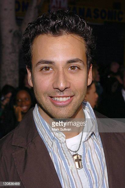 Howie Dorough during The Pacifier Los Angeles Premiere Arrivals at The El Capitan in Hollywood California United States