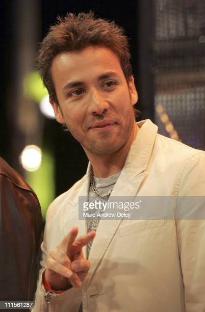 Howie Dorough of Backstreet Boys during 2005 MuchMusic Video Awards Show at CHUM CITY TV Building in Toronto Canada