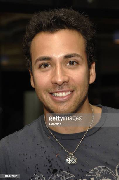 Howie Dorough of Backstreet Boys during Backstreet Boy Howie Dorough and Elf Cosmetics Benefit Bowling for the Dorough Lupus Foundation at AMF...