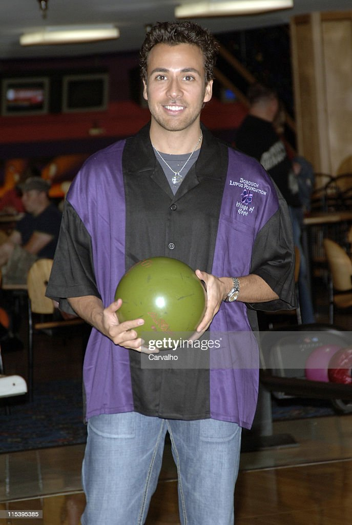 Backstreet Boy Howie Dorough and Elf Cosmetics Benefit Bowling for the Dorough