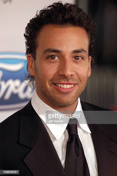 Howie Dorough of Backstreet Boys during Ocean's Twelve Los Angeles Premiere Arrivals at Grauman's Chineese Theater in Los Angeles California United...