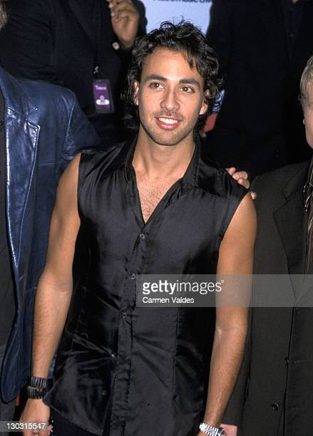 Howie Dorough of the Backstreet Boys during 2001 MTV Video Music Awards Arrivals at The Metropolitan Opera House at Lincoln Center in New York City...