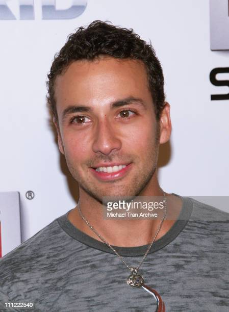Howie Dorough of The Backstreet Boys during 2006 XGames Saturn Party and Fashion Show at 6820 Hollywood Blvd in Hollywood California United States