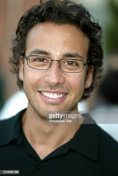 Howie Dorough of the Backstreet Boys during GibsonBaldwin Night at the Net at UCLA in Westwood CA United States
