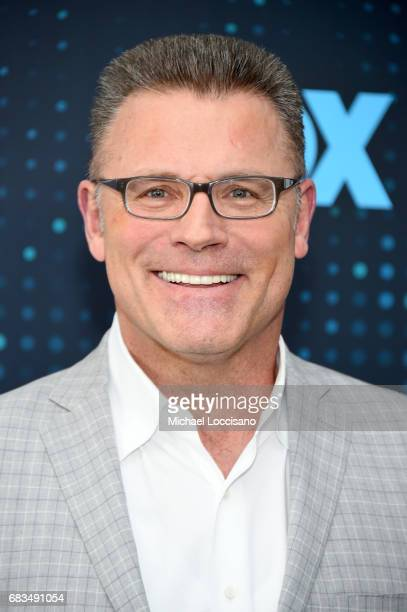Howie Long attends the 2017 FOX Upfront at Wollman Rink Central Park on May 15 2017 in New York City