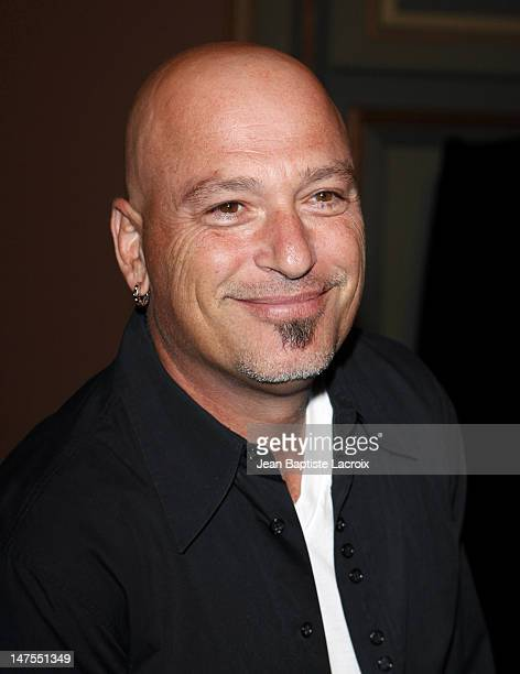 Howie Mandel arrives at the NBC and Universal's 2009 TCA Press Tour AllStar Party at The Langham Resort on August 5 2009 in Pasadena California