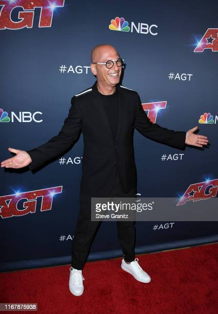 "Howie Mandel attends ""America's Got Talent"" Season 14 Live Show at Dolby Theatre on August 13, 2019 in Hollywood, California."