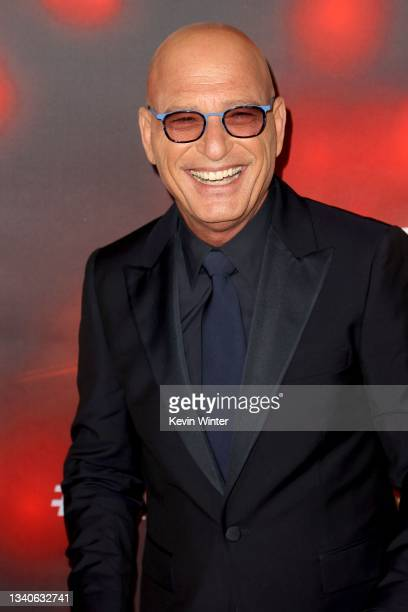 """Howie Mandel attends """"America's Got Talent"""" Season 16 Finale at Dolby Theatre on September 15, 2021 in Hollywood, California."""