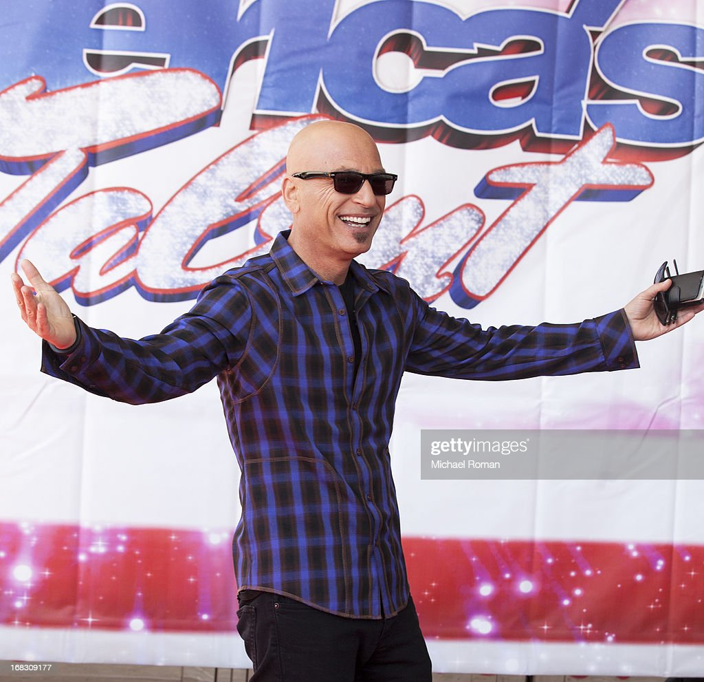 Howie Mandel attends 'America's Got Talent' Season 8 Meet The Judges Red Carpet Event at Akoo Theatre at Rosemont on May 8, 2013 in Rosemont, Illinois.