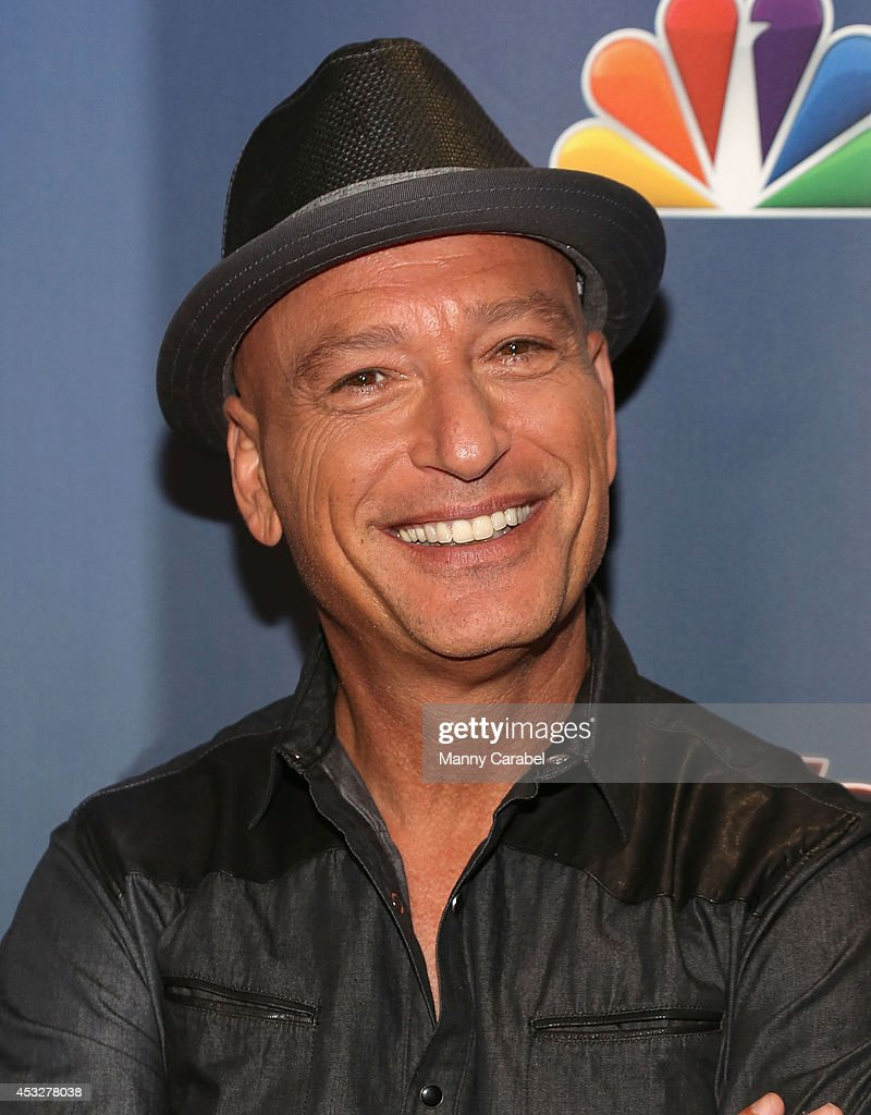 Howie Mandel attends 'America's Got Talent' season 9 post show red carpet event at Radio City Music Hall on August 6, 2014 in New York City.