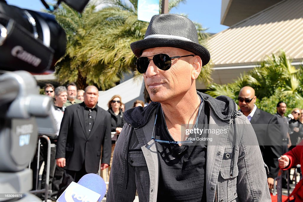 Howie Mandel attends the 'America's Got Talent' New Orleans auditions as a judge at UNO Lakefront Arena on March 4, 2013 in New Orleans, Louisiana.