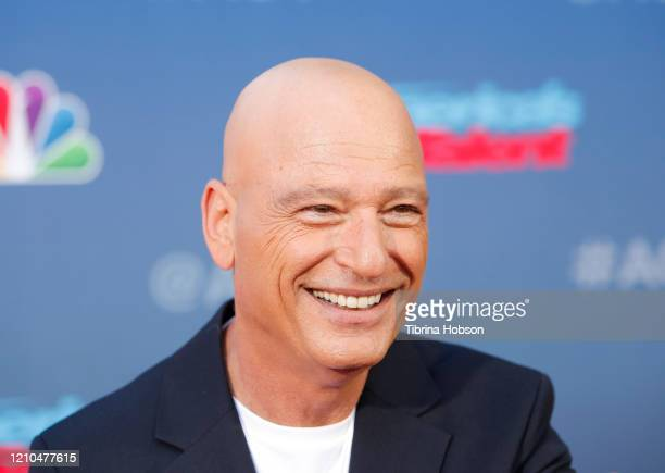 Howie Mandel attends the America's Got Talent Season 15 Kickoff at Pasadena Civic Auditorium on March 04 2020 in Pasadena California