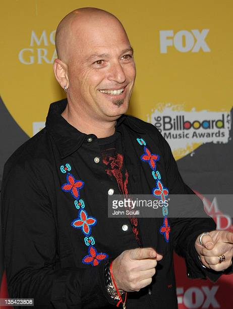 Howie Mandel during 2006 Billboard Music Awards - Arrivals at MGM Grand Hotel in Las Vegas, Nevada, United States.