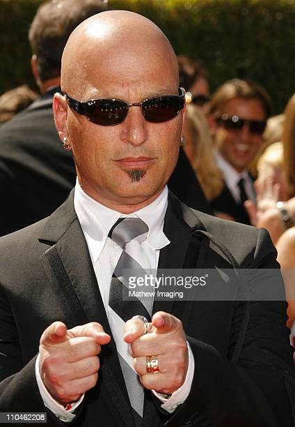 Howie Mandel during 58th Annual Primetime Emmy Awards Arrivals at Shrine Auditorium in Los Angeles California United States
