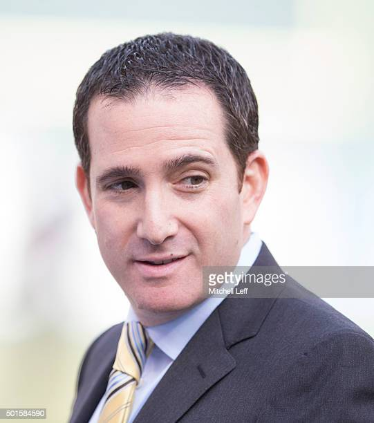 Howie Roseman executive vice president of football operations for the Philadelphia Eagles looks on prior to the game against the Buffalo Bills on...