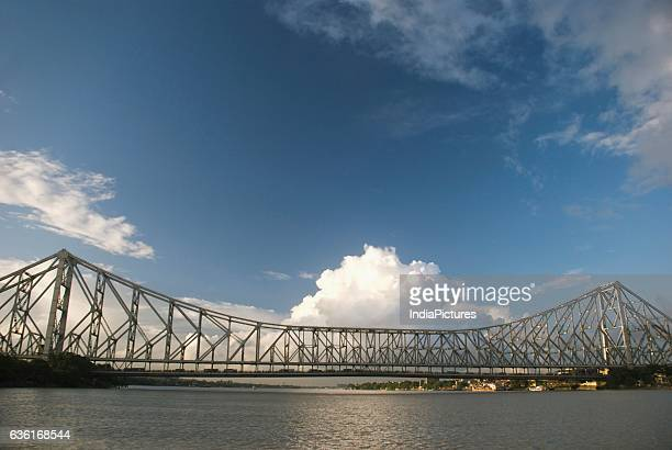 Howrah Bridge Stock Photos And Pictures