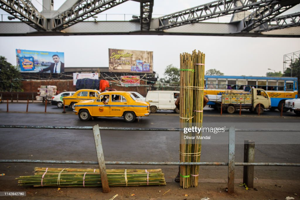 Howrah Bridge : Stock Photo