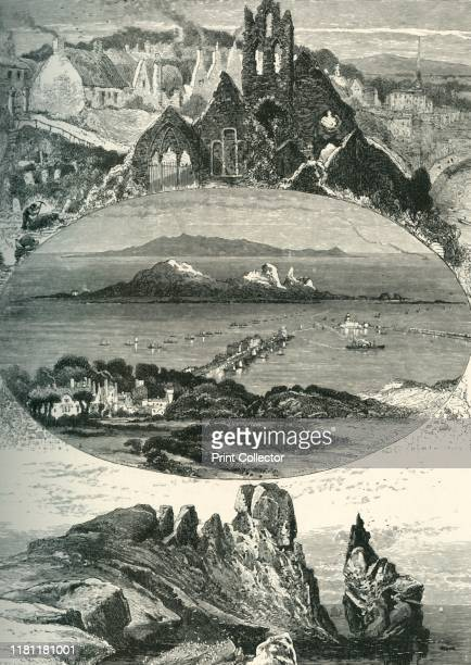Howth' circa 1870 Originally a small rural fishing village Howth on the north side of Dublin Bay grew to become a busy and comparatively affluent...