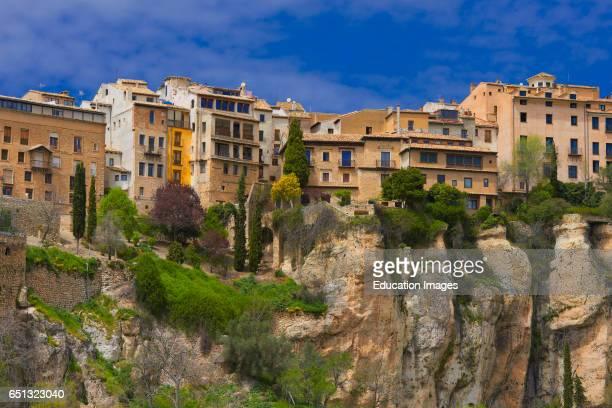 Hoz del Huecar Cuenca UNESCO World Heritage Site CastillaLa Mancha Spain Europe