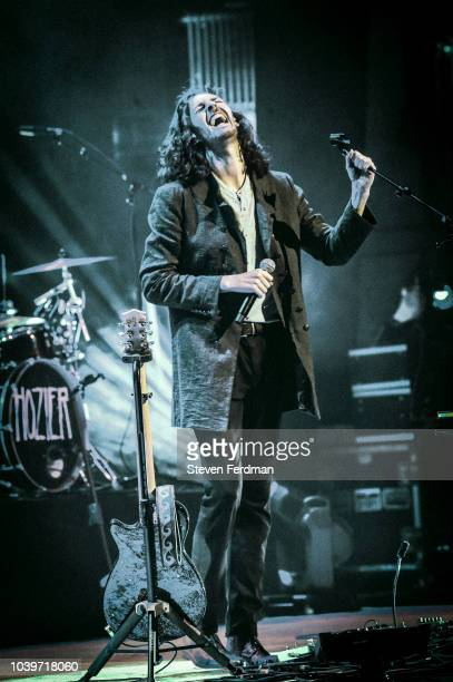 Hozier performs at Beacon Theatre on September 24 2018 in New York City