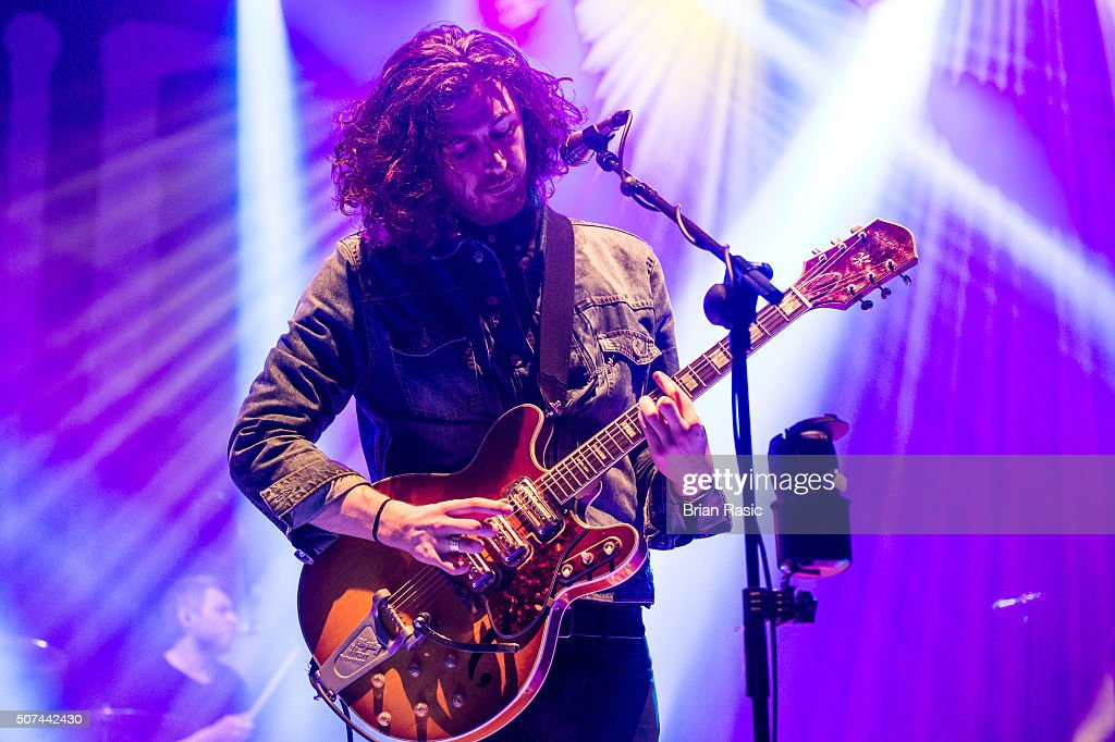 Hozier Performs At Brixton Academy : News Photo