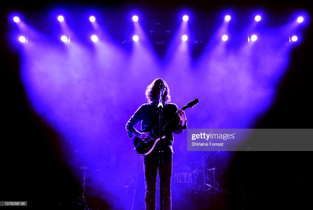 Hozier Performs At O2 Apollo Manchester : News Photo