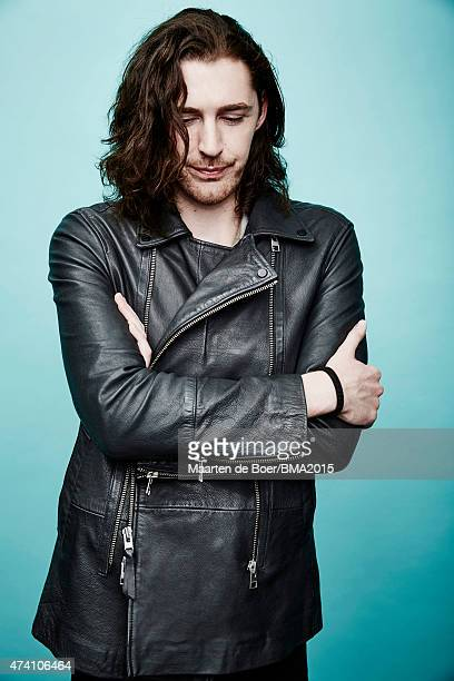 Hozier poses for a portrait at the 2015 Billboard Music Awards on May 17 2015 in Las Vegas Nevada