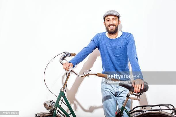 Hpister y su bicicleta