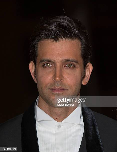 Hrithik Roshan attends the Tribute to Hindi Cinema ceremony at the 12th Marrakech international Film Festival on November 30 2012 in Marrakech Morocco