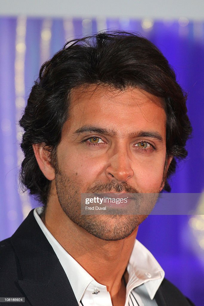 Hrithik Roshan Unveils His Wax Figure at Madame Tussauds