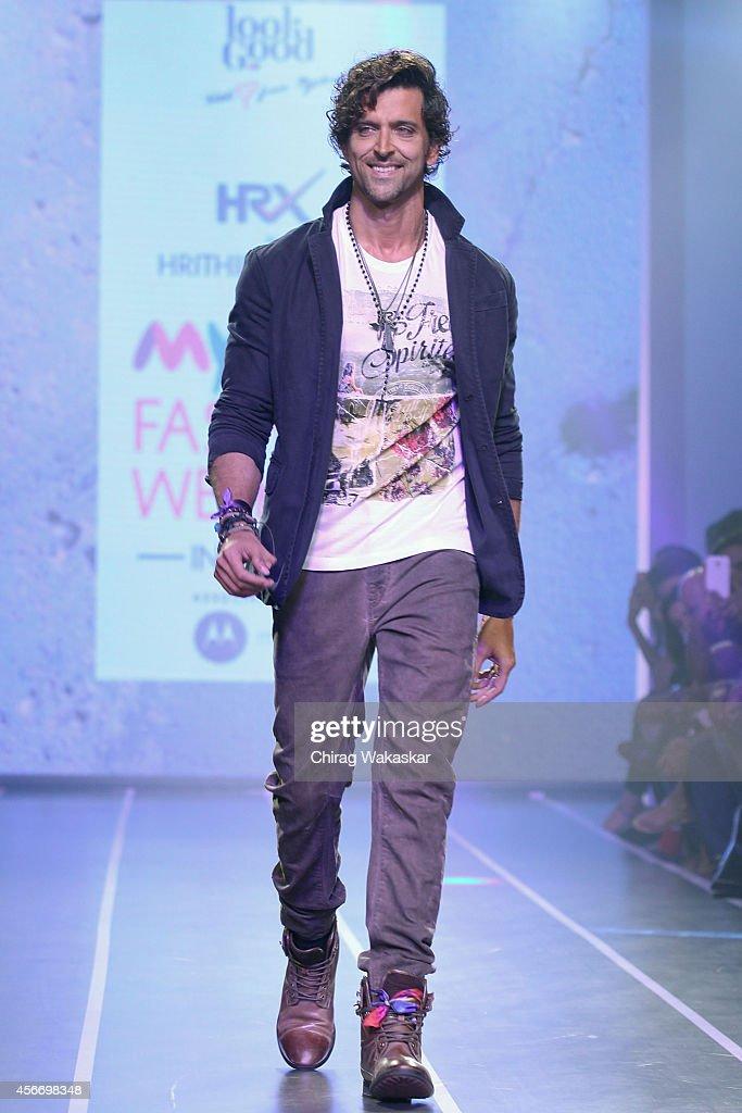Myantra Fashion Weekend 2014 - Day 3
