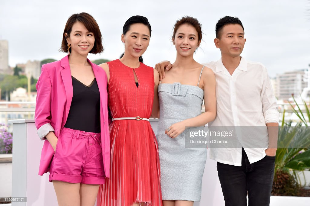 "FRA: ""Nina Wu"" Photocall - The 72nd Annual Cannes Film Festival"