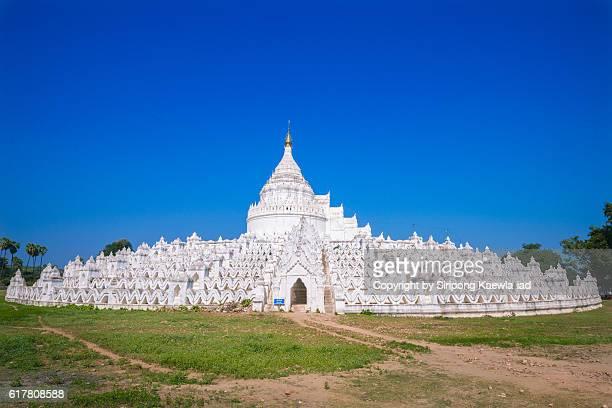 Hsinbyume Pagoda of Mingun
