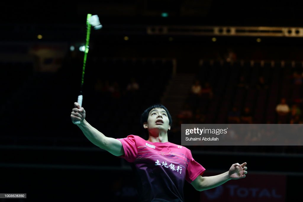 Badminton Singapore Open - Finals