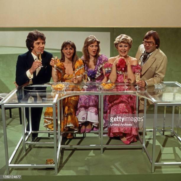 Hätten Sie heut Zeit für mich Show mit Michael Schanze Deutschland 1978 Mitwirkende Michael Schanze Cornelia Froboess Heidi Brühl Gitte Haenning...