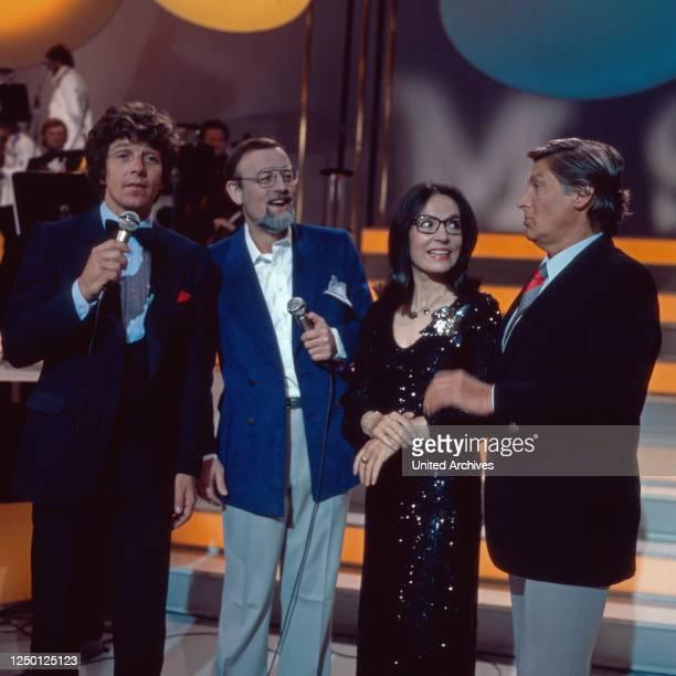 Hätten Sie heut Zeit für mich, Unterhaltungsshow mit Michael Schanze und Gaststars Roger Whittaker, Nana Mouskouri und Günter Pfitzmann.