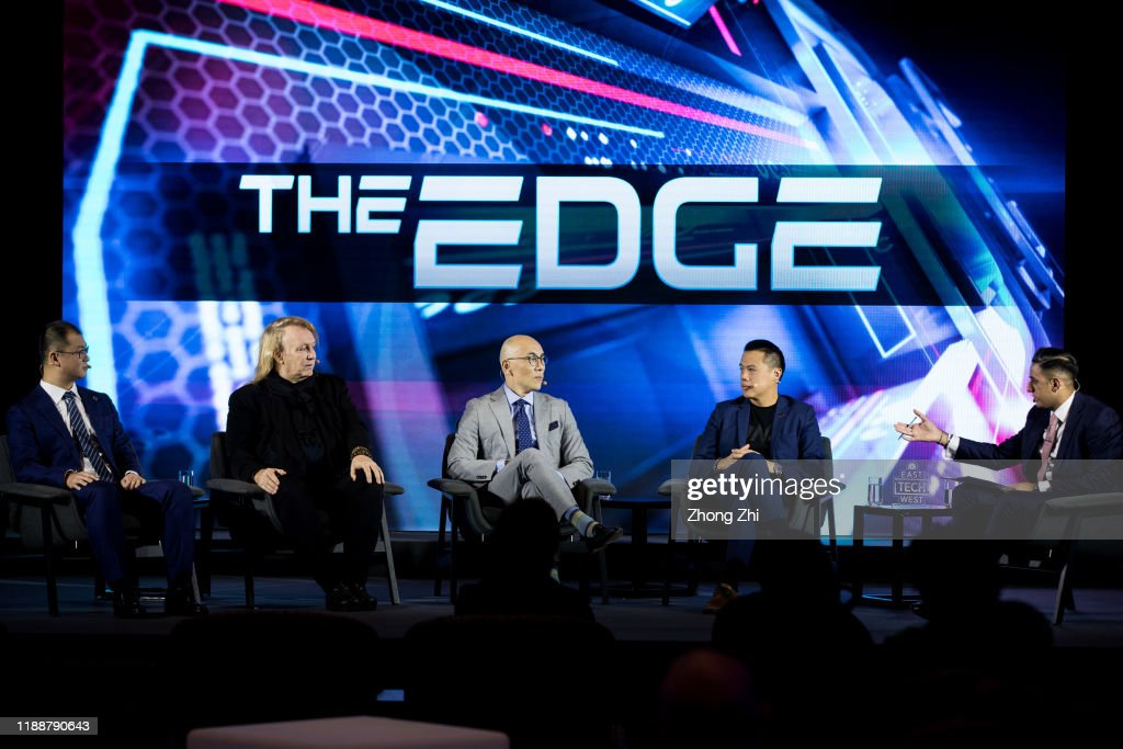 CNBC Presents East Tech West - Day 3 : News Photo